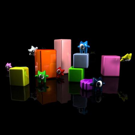 3D-Colors