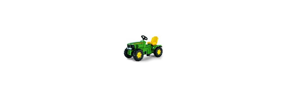 Rolly Toys met Innosolids DLC: 100.000 tractoren