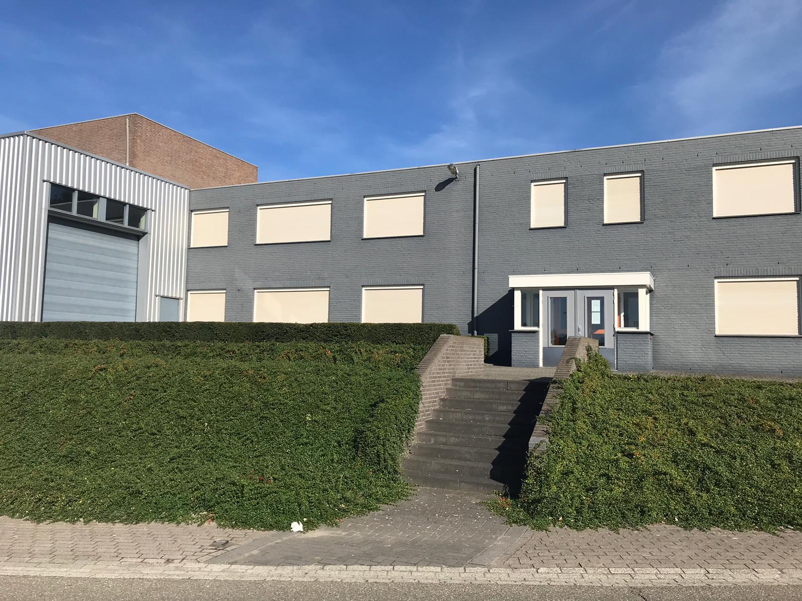 Nieuwe Innosolids fabriek en kantoren 1-1-2019